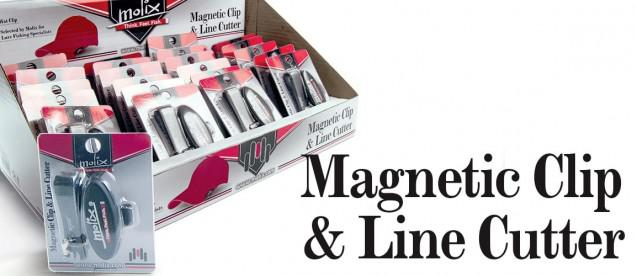 Magnetic-Clip-Line-Cutter